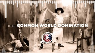 JubyPhonic – Common World Domination ✅ No Copyright Zone (Original Video)