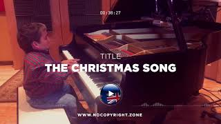 Nat King Cole – The Christmas Song ✅ #NoCopyrightZone (Unofficial video)