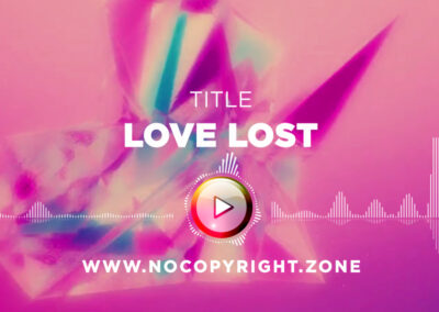 Aerocity – Love Lost ✅ #NoCopyrightZone /// 💲FREE TO MONETIZE!