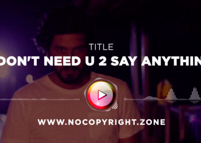 Le Gang – I Don't Need U 2 Say Anything ✅ #NoCopyrightZone /// 💲FREE TO MONETIZE!