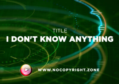 🎵 Le Gang – I Don't Know Anything ✅ #NoCopyrightZone /// 💲FREE TO MONETIZE!