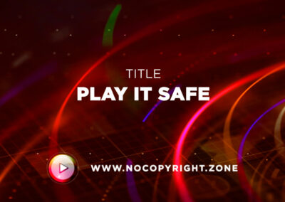 🎵 LiQWYD – Play it safe ✅ #NoCopyrightZone /// 💲FREE TO MONETIZE!