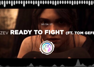 🎵 Roby Fayer – Ready To Fight Ft.Tom Gefen ✅ #NoCopyrightZone /// 💲FREE TO MONETIZE!