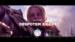 🎵 Despotem x Codi – Never Left U ✅ #NoCopyrightZone /// 💲FREE TO MONETIZE!
