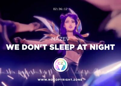 🎵 Cash Cash – We Don't Sleep At Night ✅ #NoCopyrightZone /// 💲FREE TO MONETIZE!