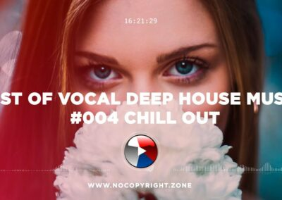"🎵 Queen Musicas – The Best Of Vocal Deep House Music ""004"" Chill Out ✅ #NoCopyrightZone /// 💲FREE TO MONETIZE!"