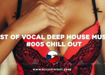 "🎵 Queen Musicas – The Best Of Vocal Deep House Music ""005"" Chill Out ✅ #NoCopyrightZone /// 💲FREE TO MONETIZE!"