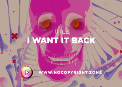 🎵 prod. by No Mic – I Want It Back ✅ #NoCopyrightZone /// 💲FREE TO MONETIZE!