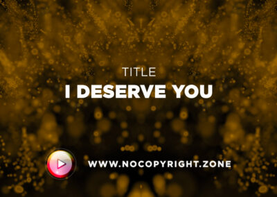 🎵 KaizanBlu – I Deserve You ✅ #NoCopyrightZone /// 💲FREE TO MONETIZE!