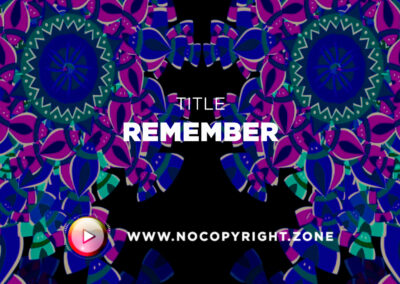 🎵 KaizanBlu – Remember ✅ #NoCopyrightZone /// 💲FREE TO MONETIZE!